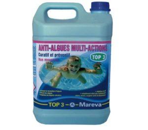 Anti-algues top 3