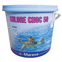 Chlore choc 50