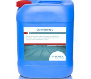 Chlore liquide 20 L