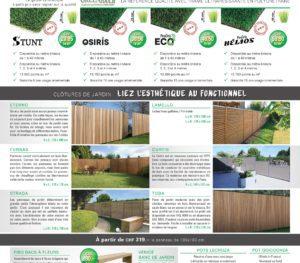 Exclusivités 2020 : Pour un jardin moderne et élégant !
