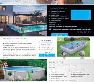 Nouveautés 2020 : Des piscines de qualité à tous les prix !