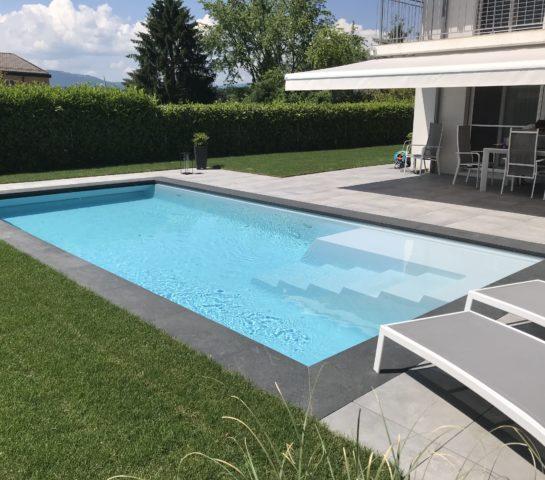 Zenn pearl grey canton Vaud